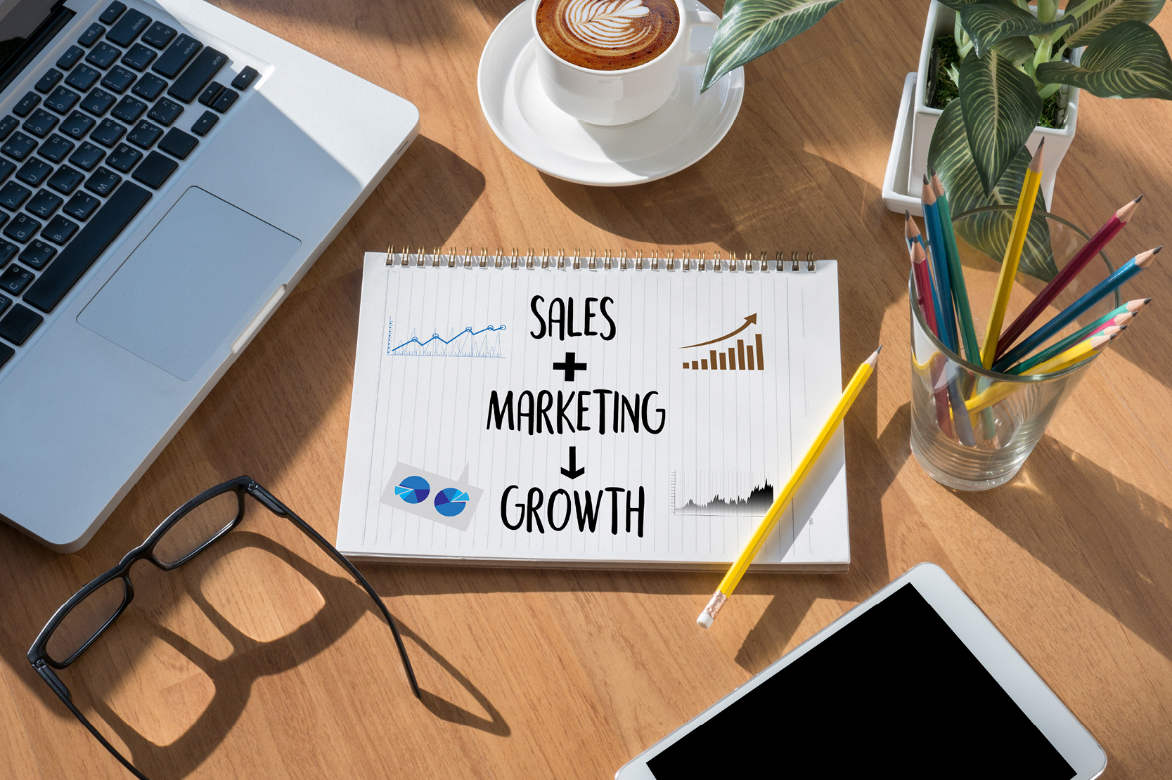 Sales and marketing – A match made in the heavens.