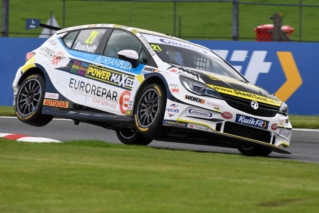 PMR at the BTCC for 2020